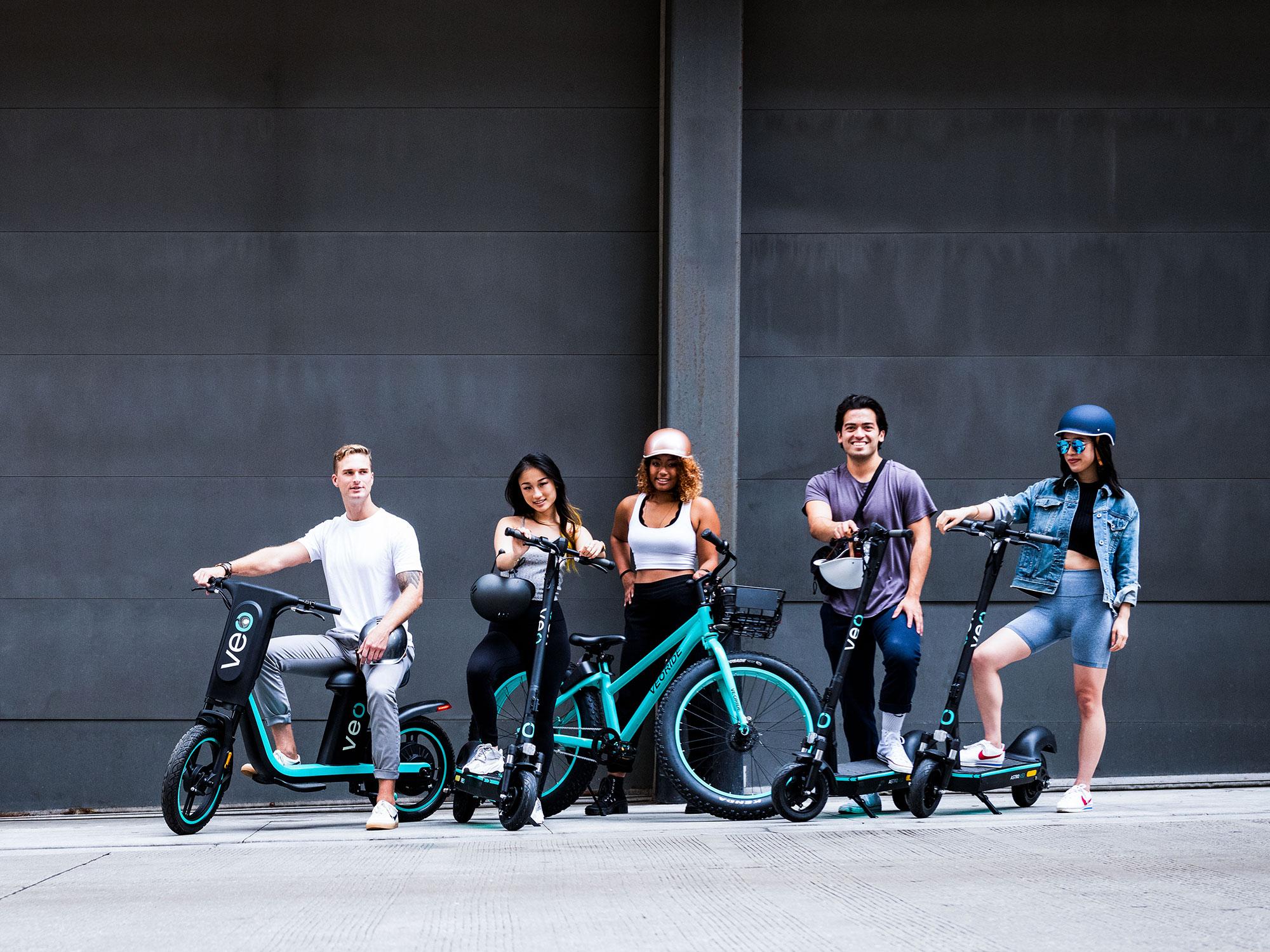 veo-crew-scooters-bikes